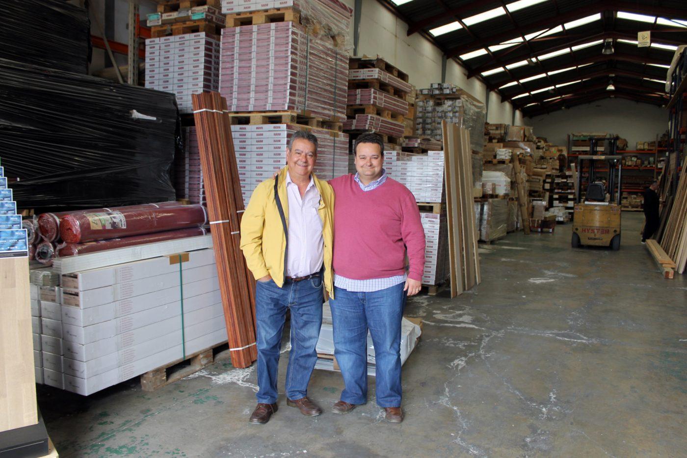 """Esteban Mercado: """"Cuando ha habido una cadena de distribución, el sector del parquet ha funcionado bien"""""""