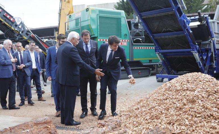 AVEBIOM aplaude el acuerdo de la Junta de Castilla y León para calentar 1.200 edificios públicos con biomasa