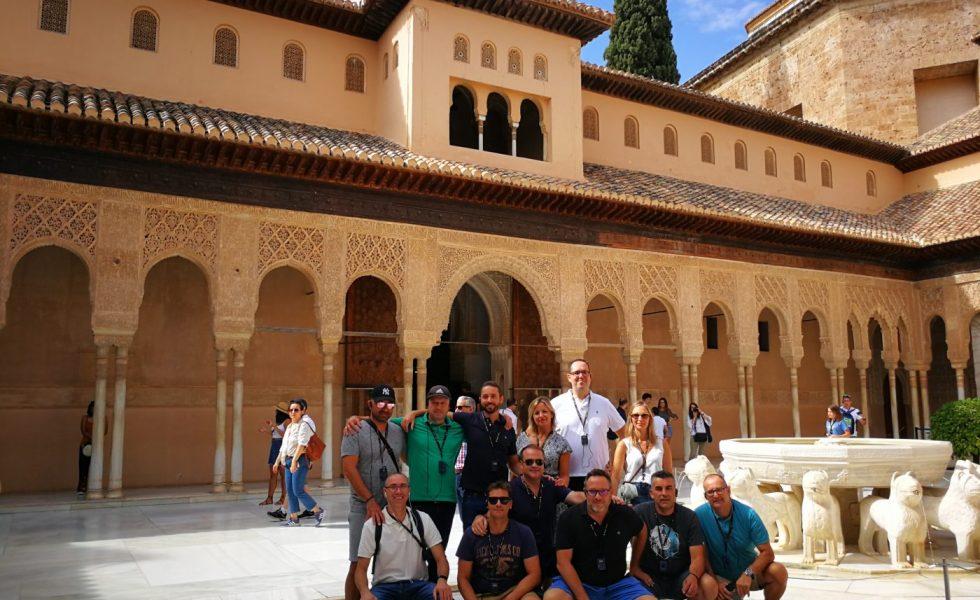 SPIT PASLODE celebra su meeting de verano en Granada