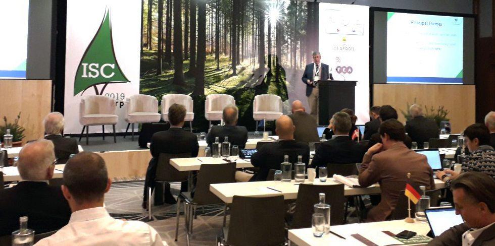 La 68ª Conferencia Internacional de Coníferas (ISC) será digital en 2020