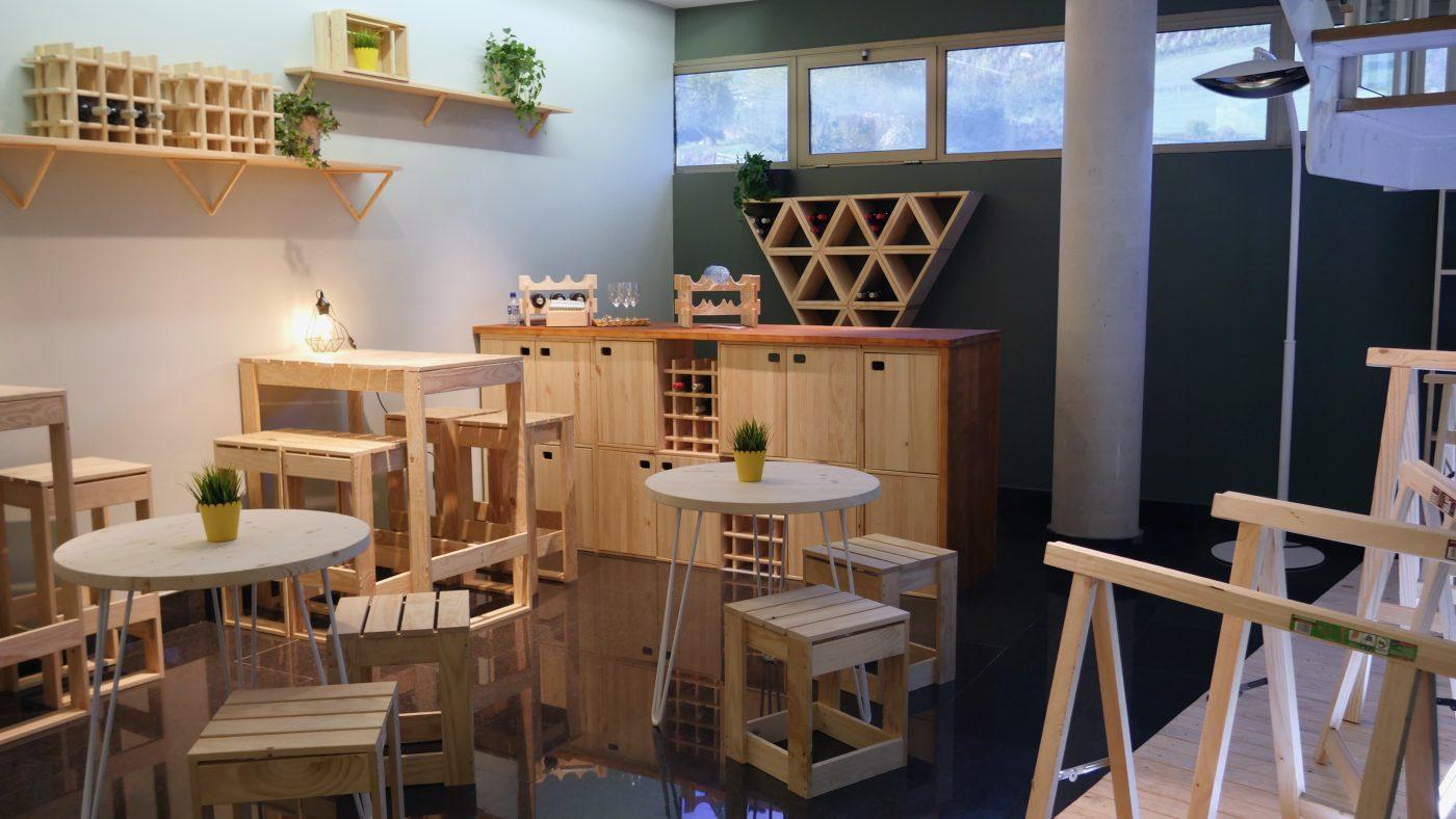 ASTIGARRAGA KIT LINE abarca toda la transformación de la madera