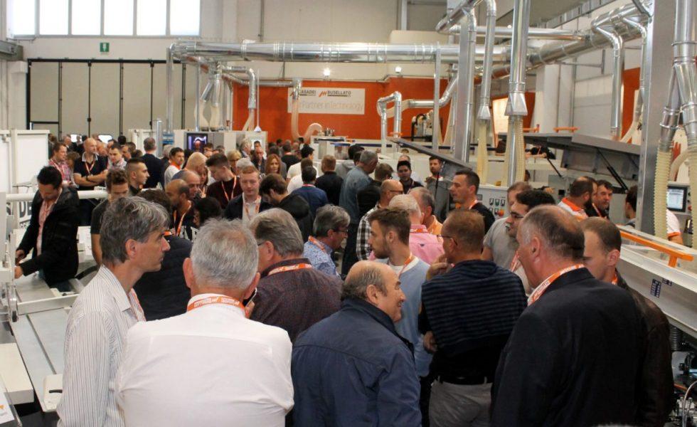 CASADEI-BUSELLATO abre las puertas de su nuevo show-room
