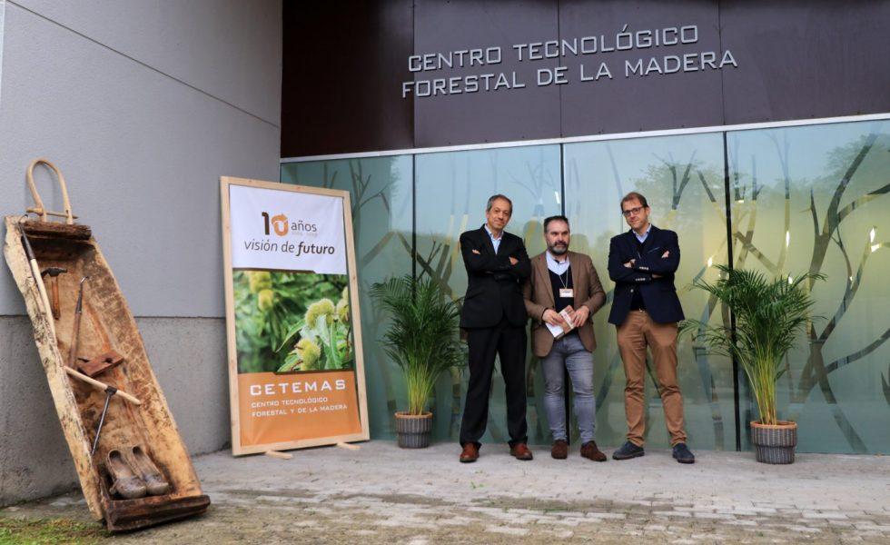 El Centro Tecnológico Forestal y de la Madera (CETEMAS) celebra su 10º Aniversario