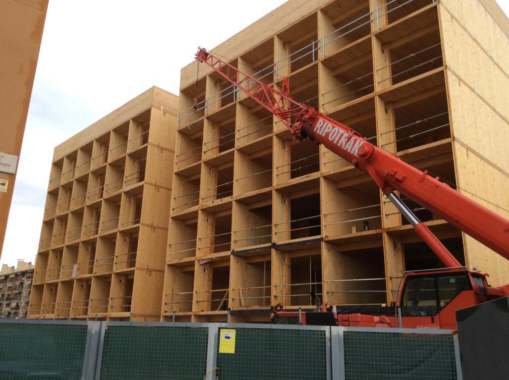 """AEIM presenta el documento promocional """"Construcción sostenible, mejor con madera"""""""