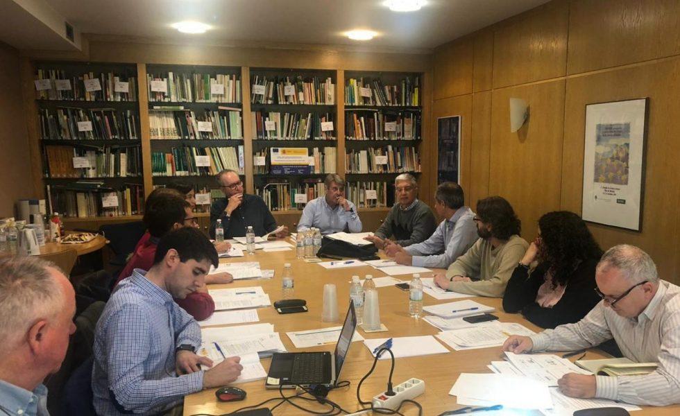 GOSSGE celebra en Santiago de Compostela su tercera reunión técnica
