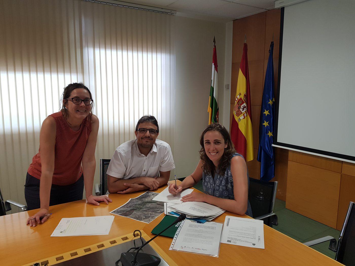El Gobierno de La Rioja incrementará el potencial de sus sumideros de carbono forestales