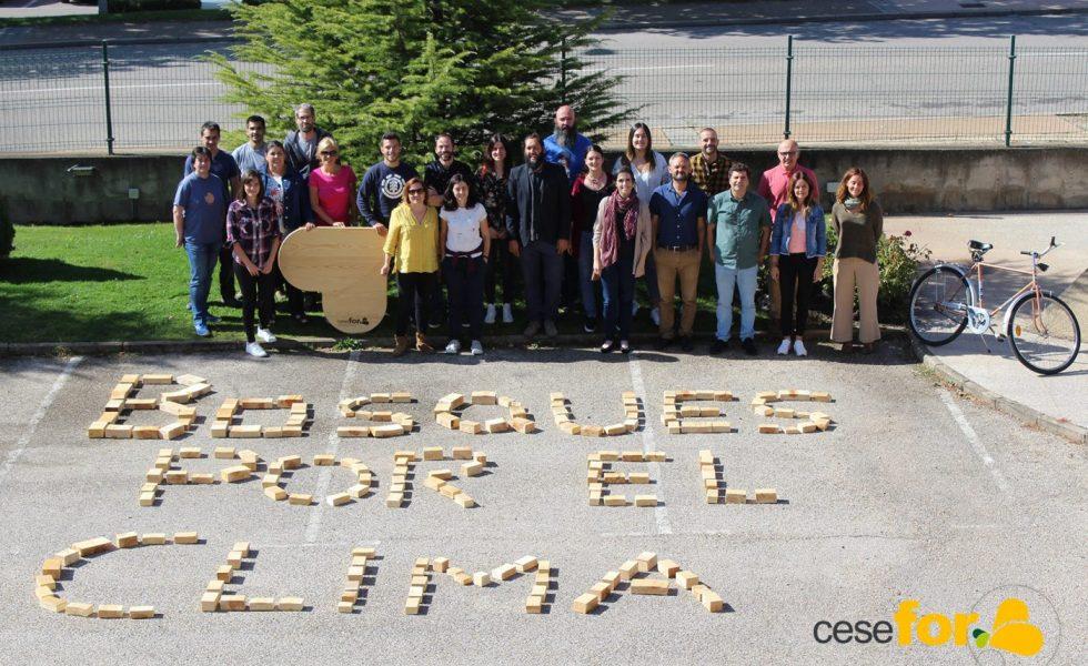 CESEFOR apoya las movilizaciones por la emergencia climática