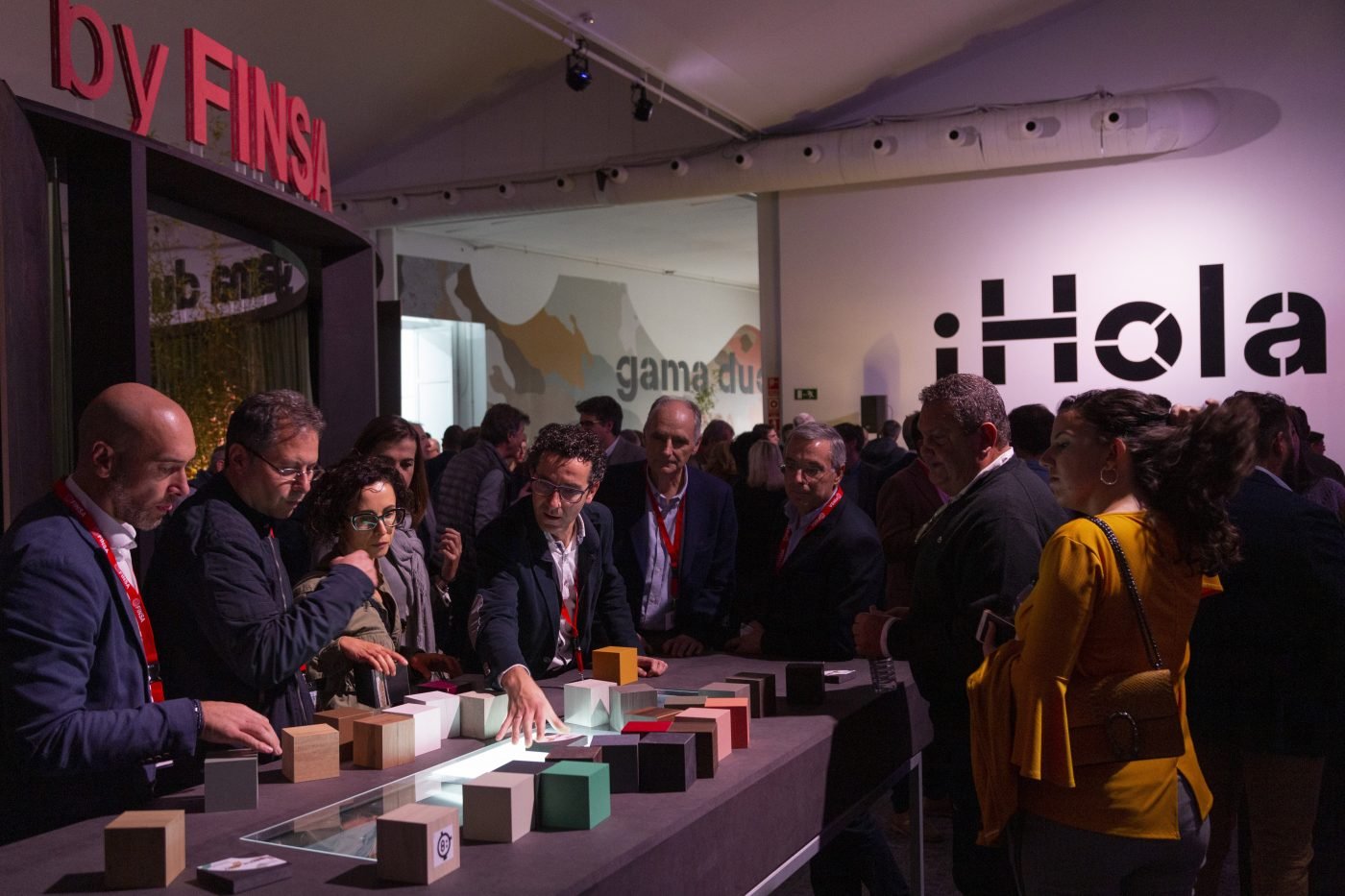 FINSA presenta los nuevos diseños y acabados de la Gama Duo de melaminas