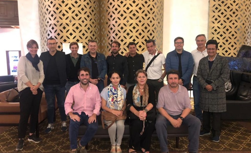 La vanguardia de MUEBLE DE ESPAÑA se presenta en México
