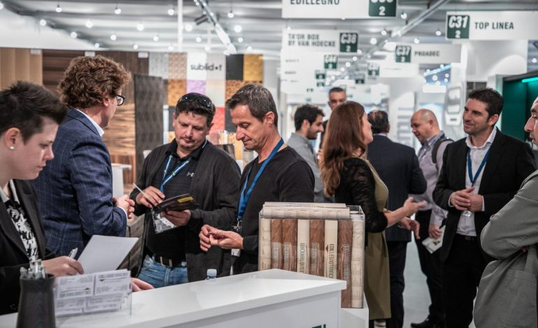 Más de 500 empresas expondrán en Pordenone