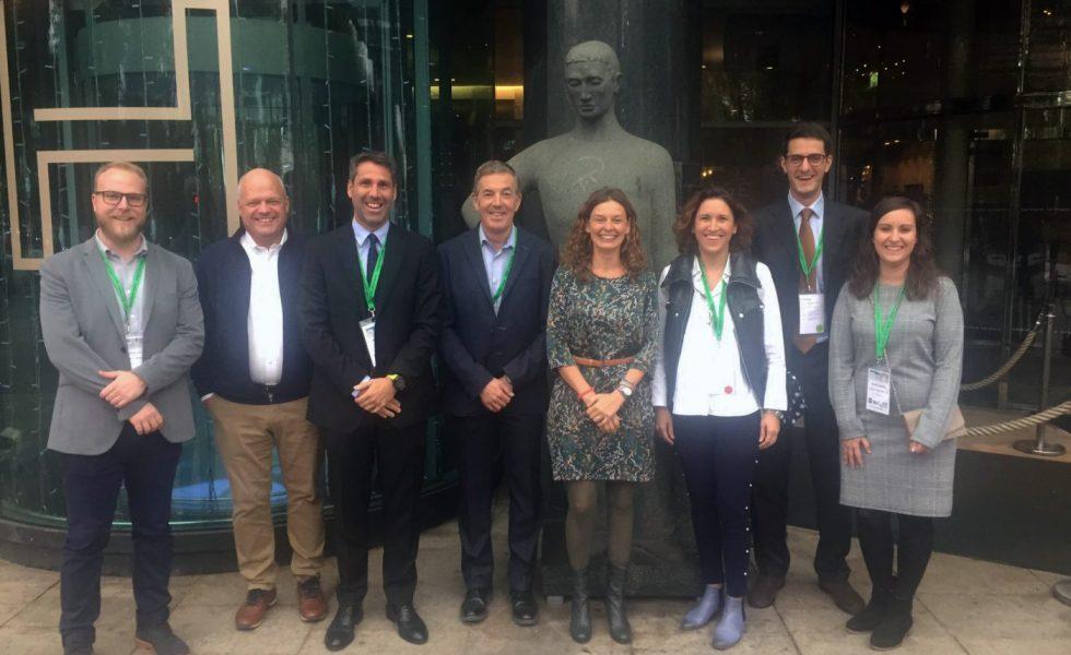"""FAPROMA contribuye a """"mover el futuro"""" en el 69 Congreso de FEFPEB"""