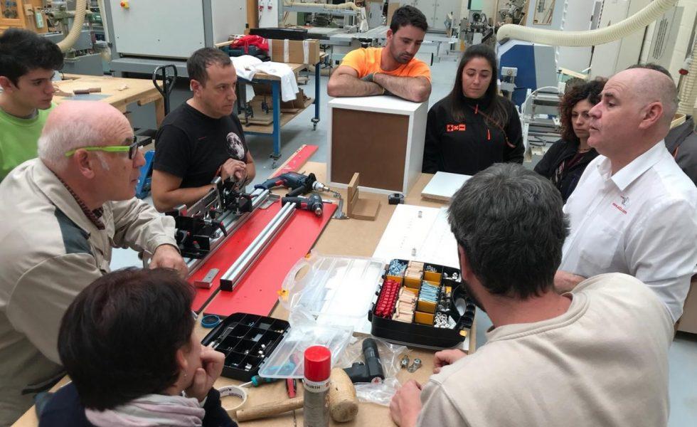 El CIFP Pico Frentes de Soria incorpora sistemas de mecanizado de a32z