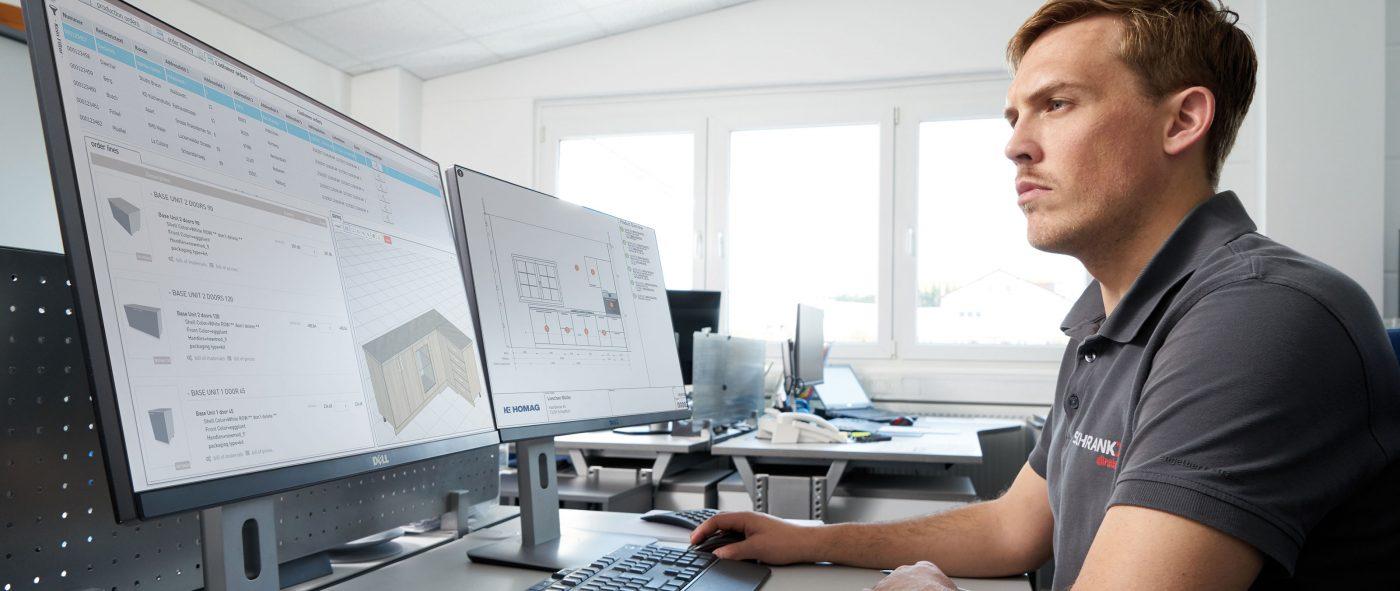El software de HOMAG aporta fiabilidad, productividad y agilidad a sus clientes