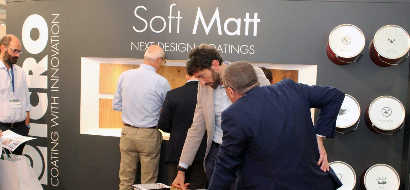 ICRO responde a la demanda del mercado con SOFT MATT