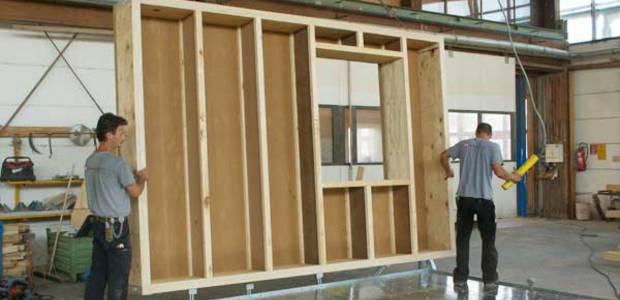 STEICO ofrece innovaciones al servicio de la construcción en madera