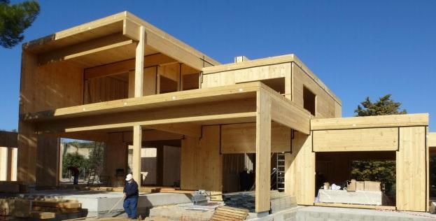 El curso de Construcción con Madera ofrece un monográfico de Contralaminado