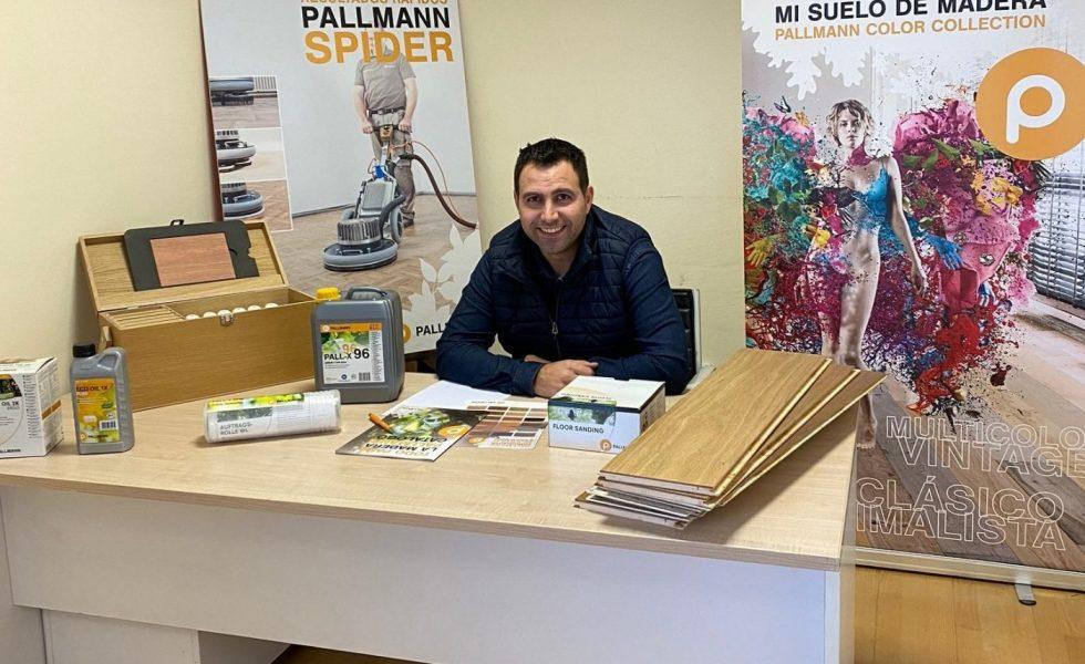 Hugo López se une al equipo de PALLMANN Ibérica y LAM