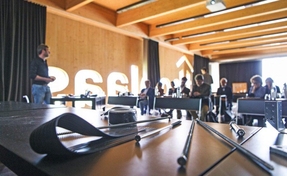 ROTHOBLAAS organiza un curso de construcción en madera