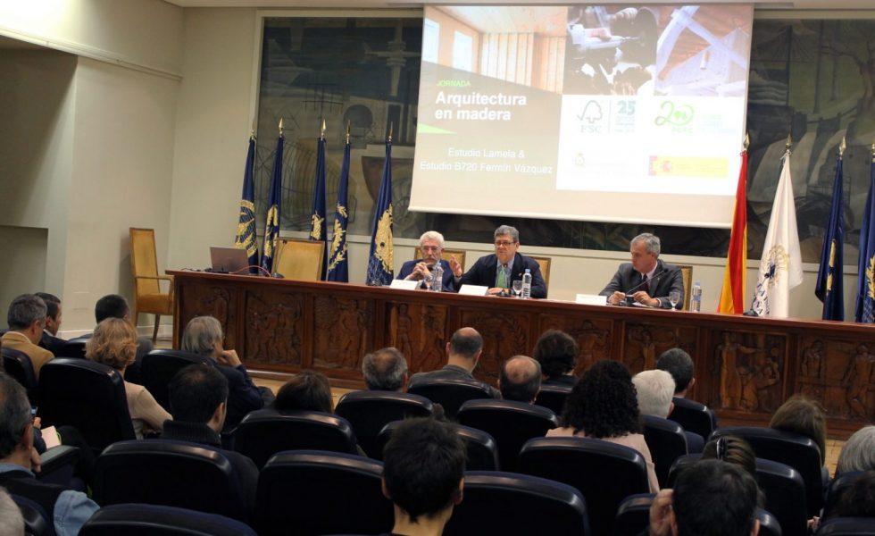 El sector clama por promover la Arquitectura en Madera
