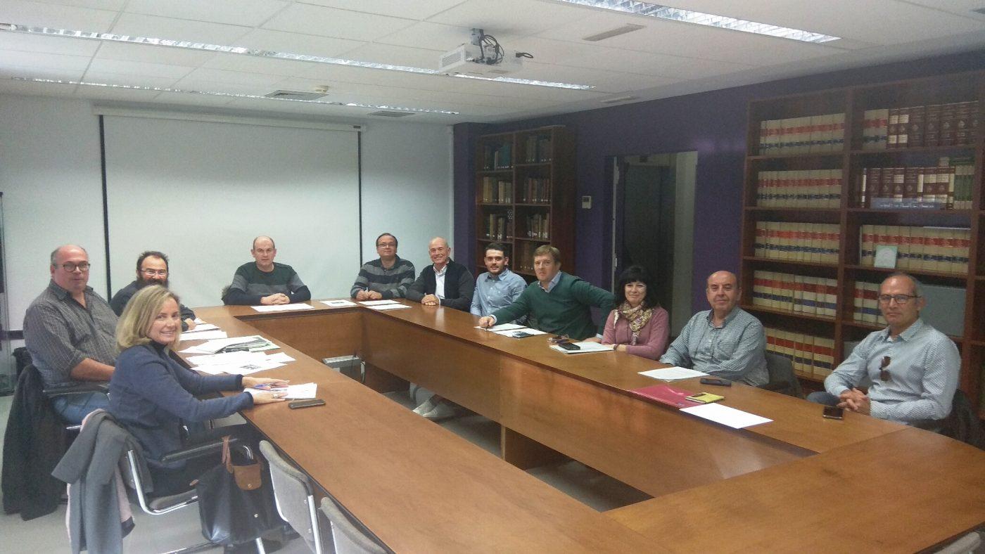 COFORESTA celebra en Zaragoza su primera asamblea
