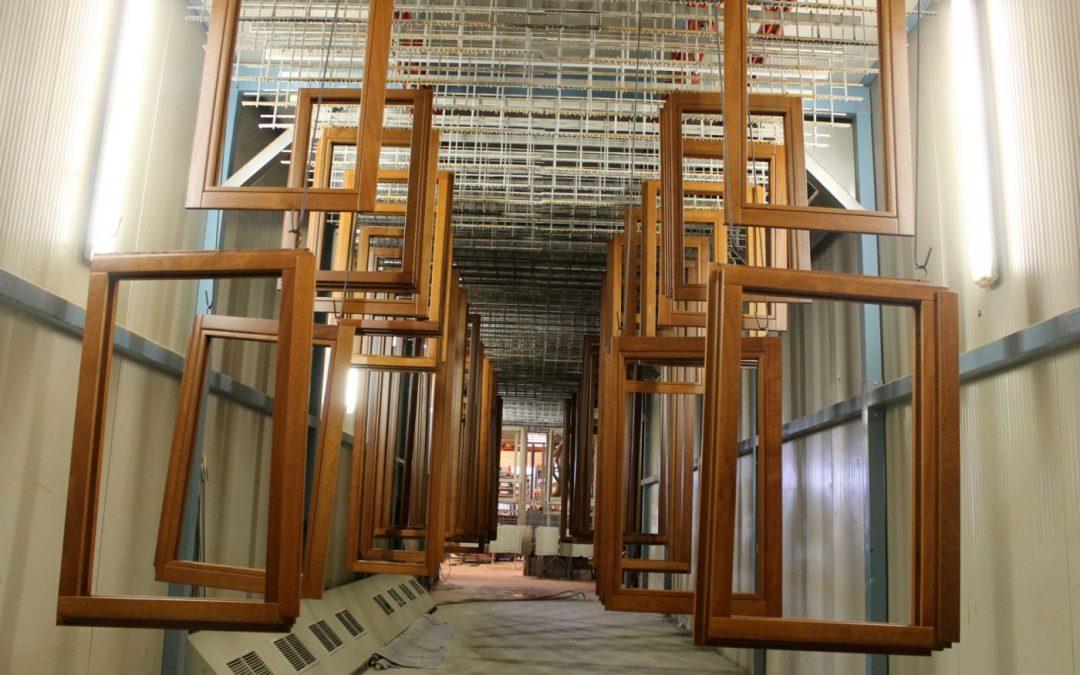 SHITECMA avanza en la automatización e industrialización de su fábrica