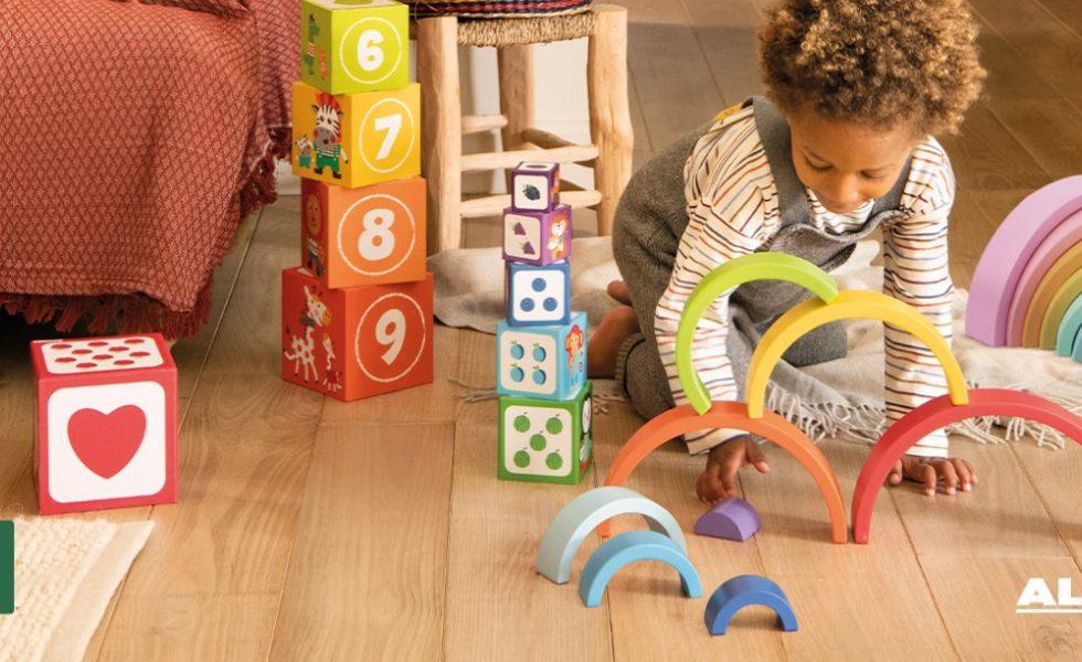 Los juguetes de madera triunfan como regalo de Navidad