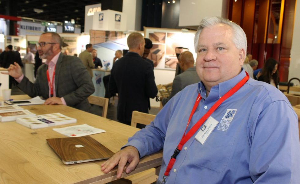 """""""Las exportaciones de madera americana a China caen peligrosamente"""""""