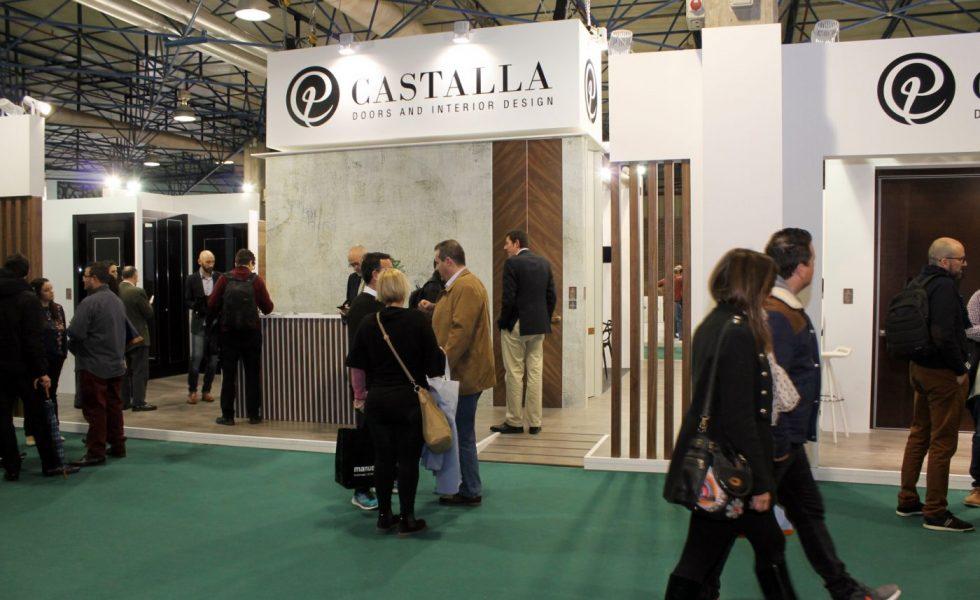 CASTALLA exhibe innovación y diseño en puertas y armarios