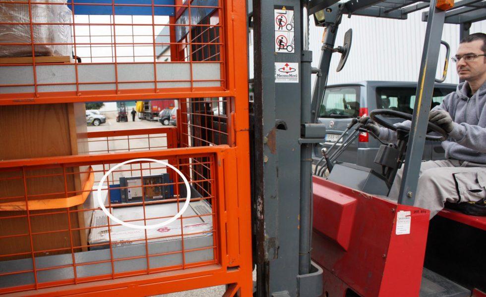 Reducir riesgos en el transporte de materias peligrosas