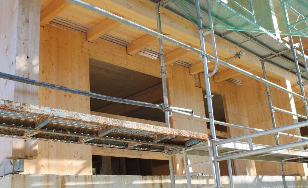 ADEMAN impulsa la construcción con madera en altura