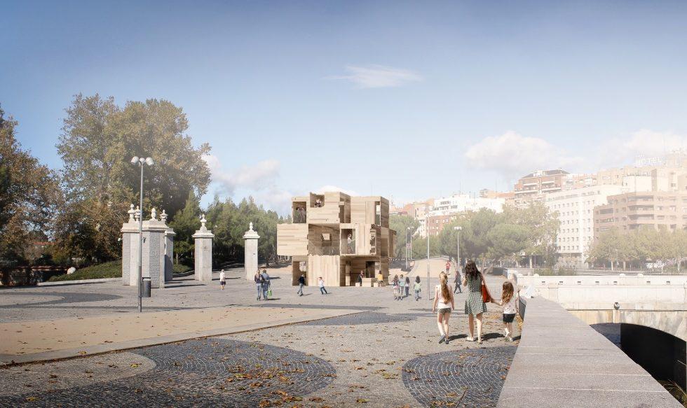 MULTIPLY: Una nueva forma de diseñar y construir casas y ciudades