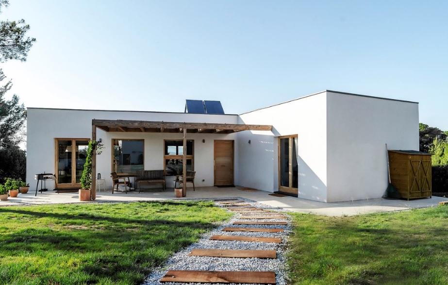 ARQUIMA presenta una eficiente vivienda ubicada en el Área Metropolitana de Barcelona