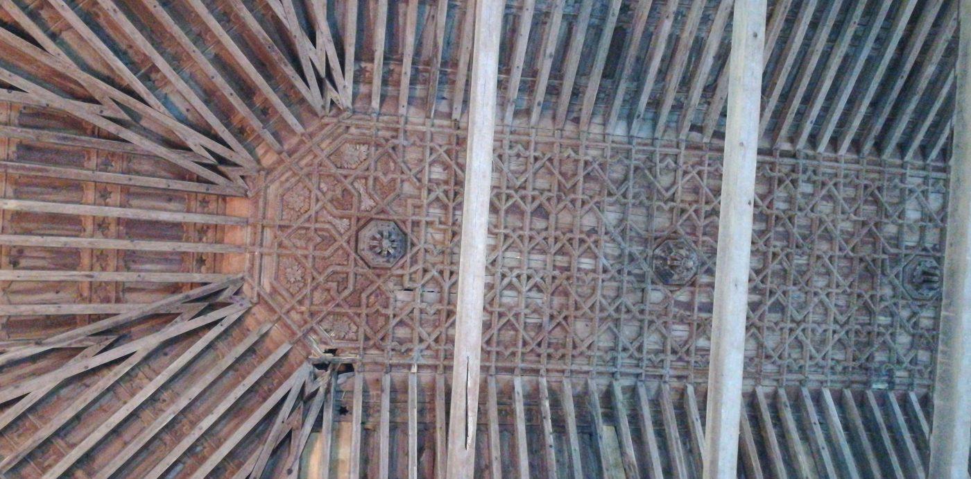 Valcabado del Páramo podrá restaurar su artesonado mudéjar