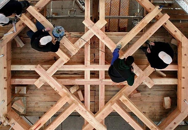 Los premios ARTES DE LA CONSTRUCCION ya buscan a su maestro carpintero