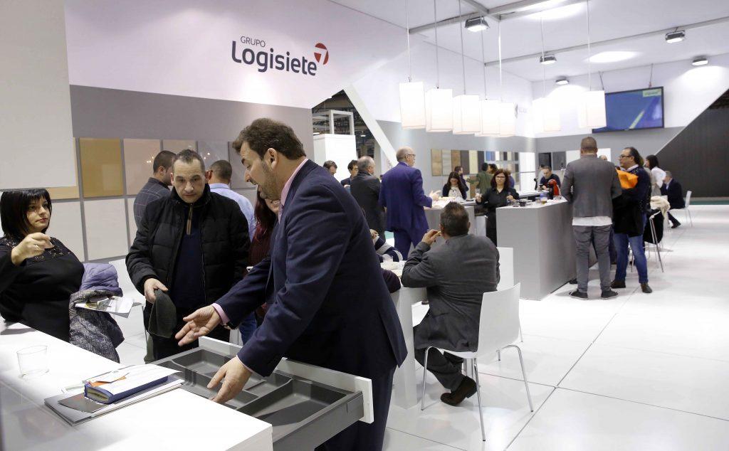 El mueble de cocina será protagonista en MADERALIA