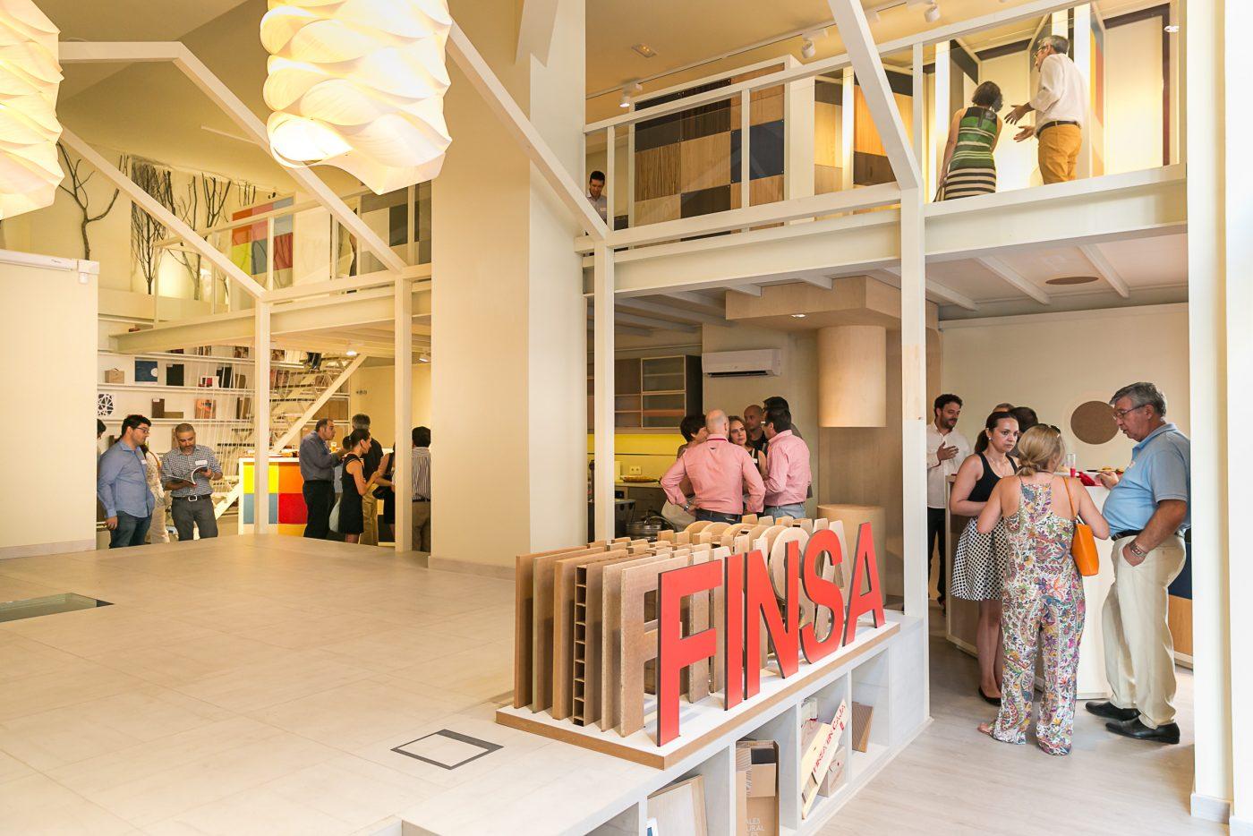 Sesión especial del Curso de Construcción con Madera de la UPM en Finsa21