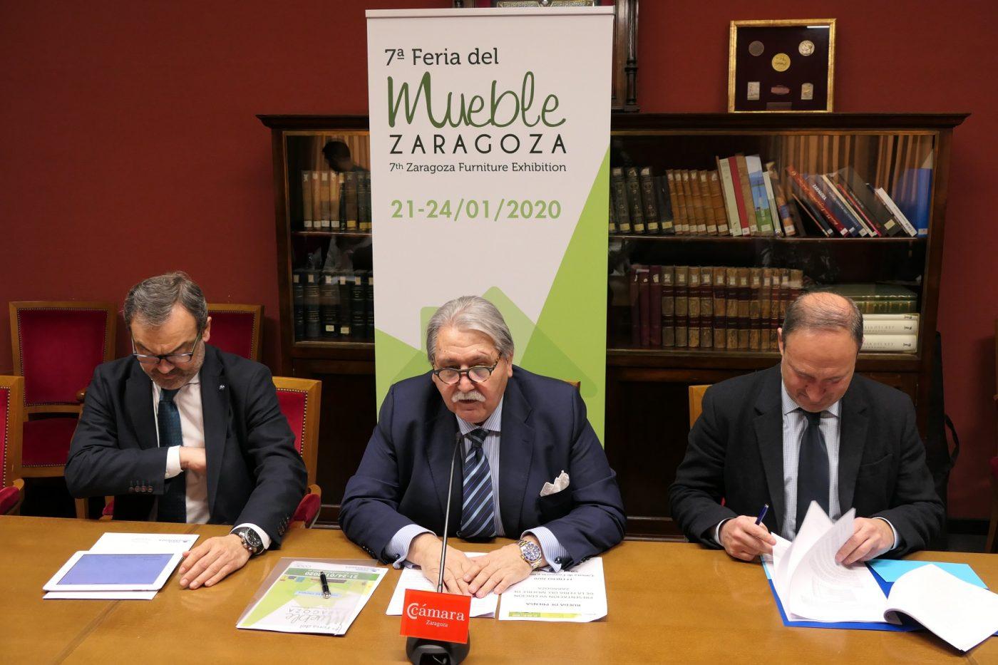 FERIA DEL MUEBLE DE ZARAGOZA reúne a 507 empresas expositoras