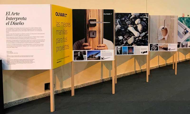 OLIVARI presenta «El arte interpreta el diseño»