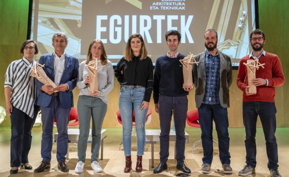 Convocada una nueva edición de los Premios EGURTEK