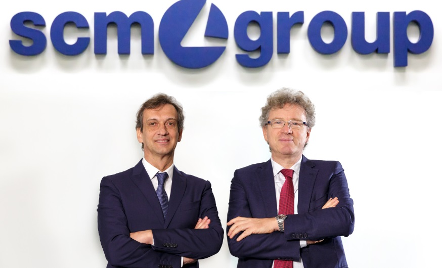 SCM GROUP confirma su solidez financiera y premia la innovación