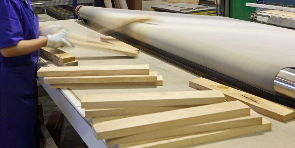 GRUPO GAMIZ llenará MADERALIA de madera