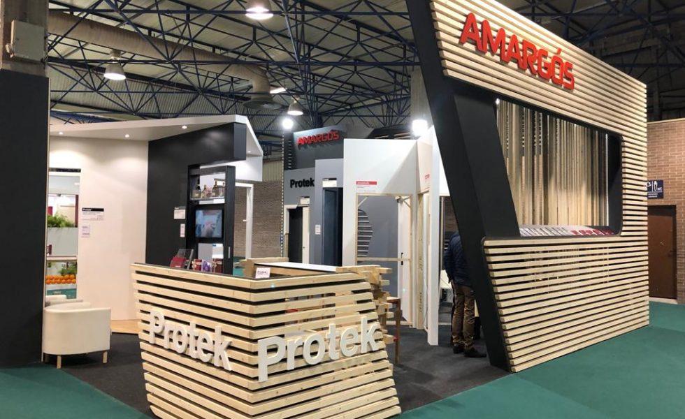 Nuevas soluciones para carpintería de AMARGÓS