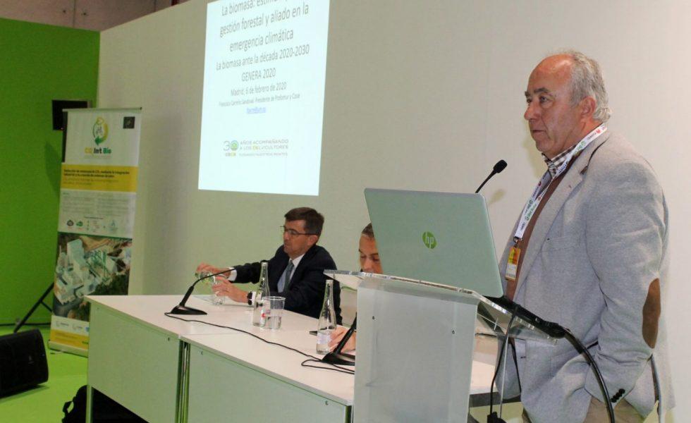 """""""La biomasa forestal es el estímulo para gestionar montes deficitarios y atender la emergencia climática"""""""