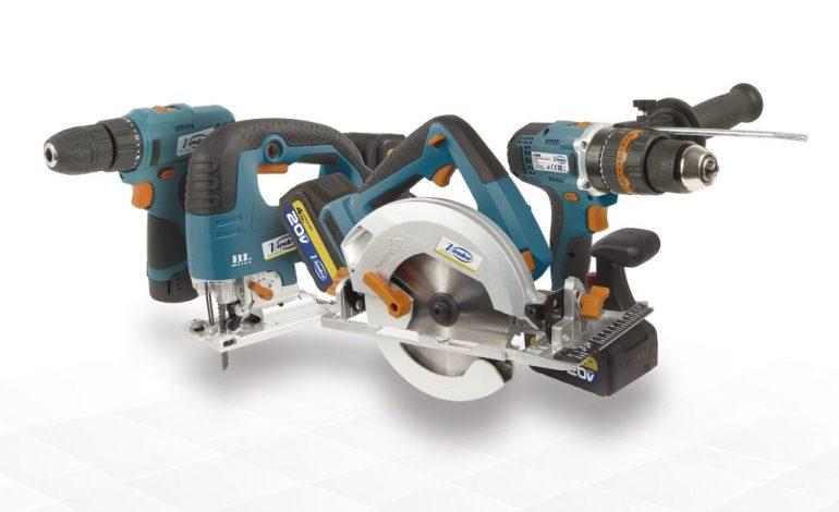 VIRUTEX presentará en FIMMA su nueva gama de máquinas a batería