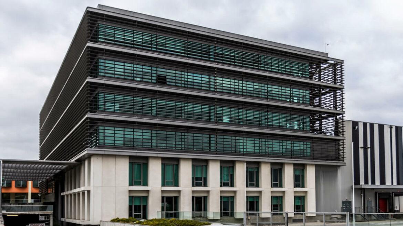 Edificio del Centro Tecnológico de SONAE