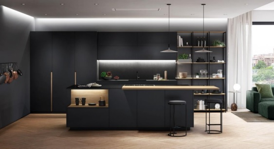 La cocina: epicentro de la actividad en el hogar