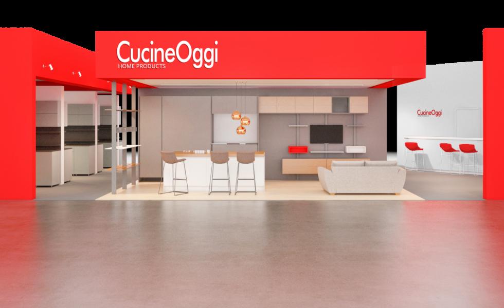 CUCINE OGGI presentará sus novedades en MADERALIA