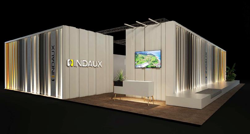 INDAUX llega a MADERALIA con un espíritu técnico y actual