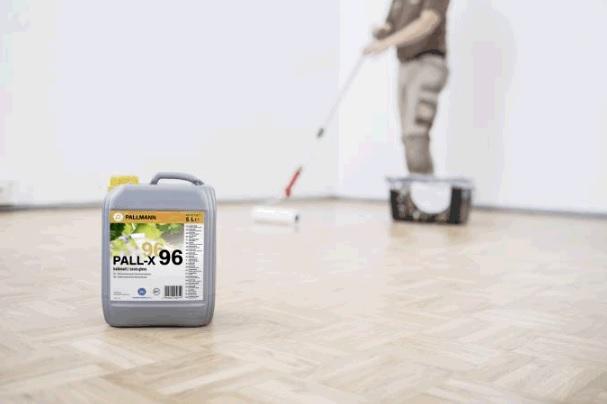 Barniz para suelos de madera PALL-X 96