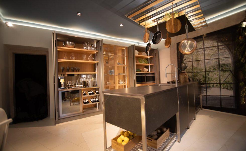 Una cocina IN&OUT